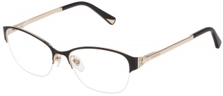 NINA RICCI VNR 045S Semi-Rimless Glasses