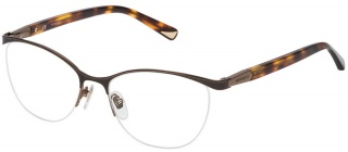 NINA RICCI VNR 078 Prescription Glasses<br>(Metal & Plastic)