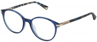 NINA RICCI VNR 089 Prescription Glasses<br>(Plastic & Metal)