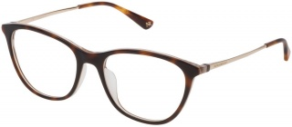 NINA RICCI VNR 146 Prescription Glasses<br>(Plastic & Metal)