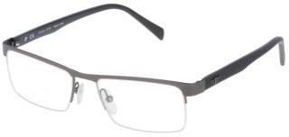 POLICE VPL 131N Semi-Rimless Glasses
