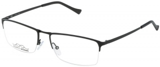 POLICE VPL 244 Semi-Rimless Glasses