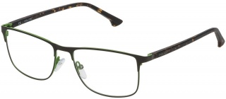 POLICE VPL 396 Glasses<br>(Metal & Plastic)