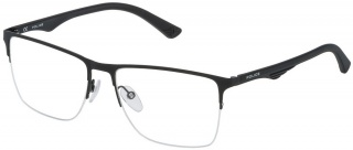 POLICE VPL 398 Prescription Glasses<br>(Metal & Plastic)