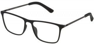 POLICE VPL 471 Prescription Glasses<br>(Plastic & Metal)