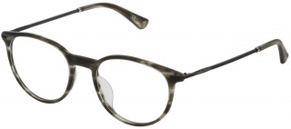 POLICE VPL 474 'HIGHWAY 5' Designer Glasses