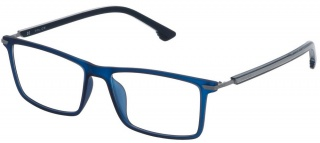 POLICE VPL 559 'DROP 5' Designer Prescription Glasses