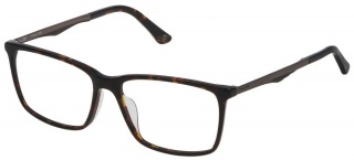 POLICE VPL 683 'BLACKBIRD TI 1' Prescription Glasses
