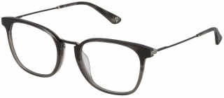 POLICE VPL 686 'CLINT 3' Designer Prescription Glasses