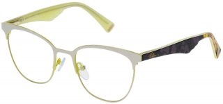 POLICE 'DONNA' VPL 417 Prescription Glasses<br>(Metal & Plastic)