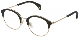 POLICE 'DONNA' VPL 730 'SPARKLE 12' Prescription Glasses