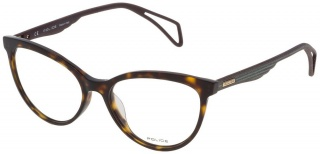 POLICE 'DONNA' VPL 735 'GLOW 2' Designer Spectacles