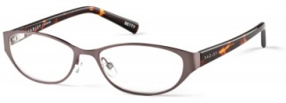 RADLEY 'BETTY' Designer Spectacles<br>(Metal & Plastic ● Semi Rimless 'Inset')